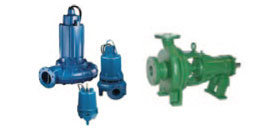 Submersibles pumps